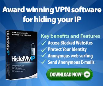 HideMyIP VPN